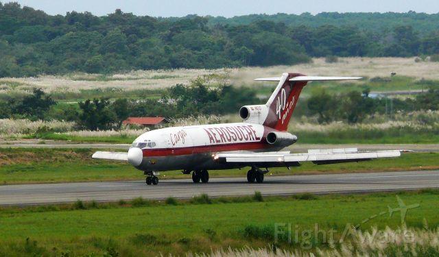 Boeing 727-100 (HK727)