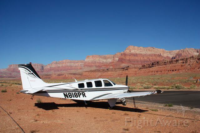 Beechcraft Bonanza (36) (N818PR)