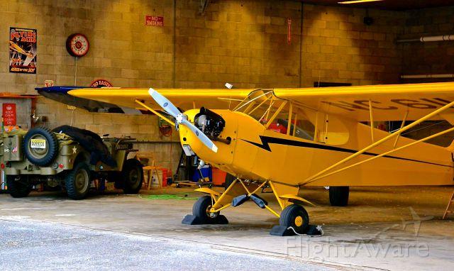 Piper NE Cub — - Classic.