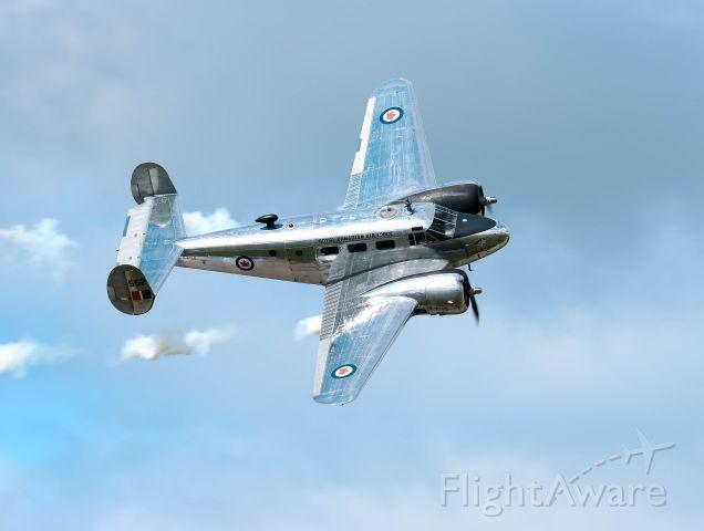 Beechcraft 18 (C-FTLU)