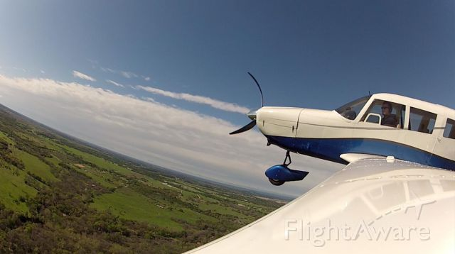 Piper Saratoga (N3502W) - Near Granbury, TX