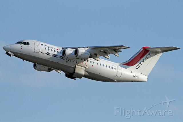 Avro Avroliner (RJ-85) (EI-RJZ)