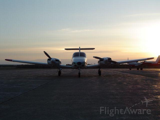 Piper PA-44 Seminole (C-GGWG)