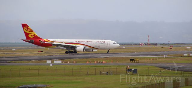 Airbus A330-200 (B-LNG) - Taxing to the International Terminal at Auckland Airport Sunday 10th March 2019
