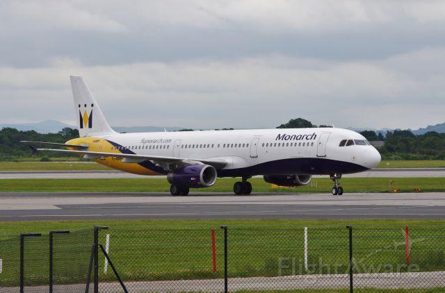 Airbus A321 (G-MARA)
