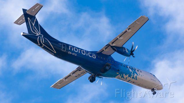 Aerospatiale ATR-72-600 (ES-ATA)