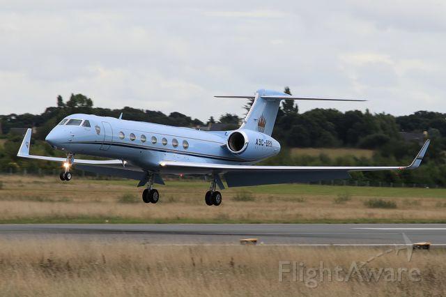 Gulfstream Aerospace Gulfstream V (A9C-BRN)
