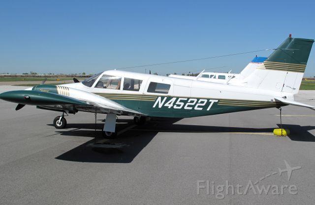 Piper Seneca (N4522T) - Seneca.