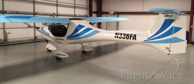 FANTASY AIR Allegro (N336FA)