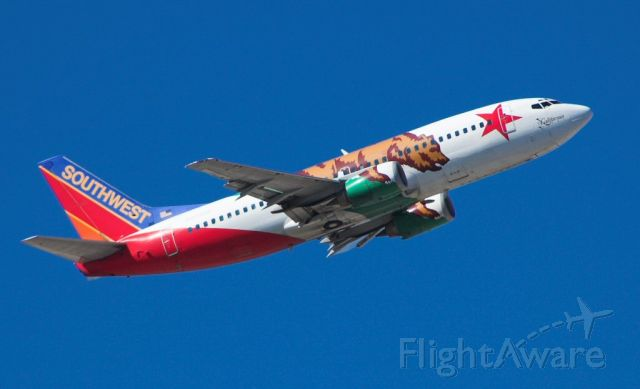 N609SW — - Southwest Airlines California One