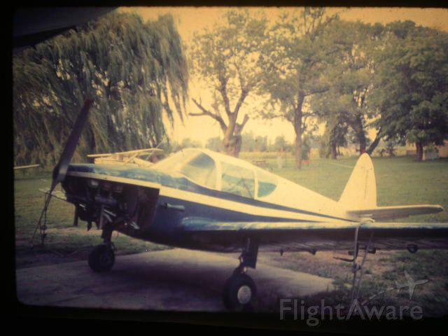 SUPERMARINE Swift (N80986) - This is my Uncle Jack's 1946 Swift when he taught physics at University Michigan Ann Arbor, circa 50's/60's.