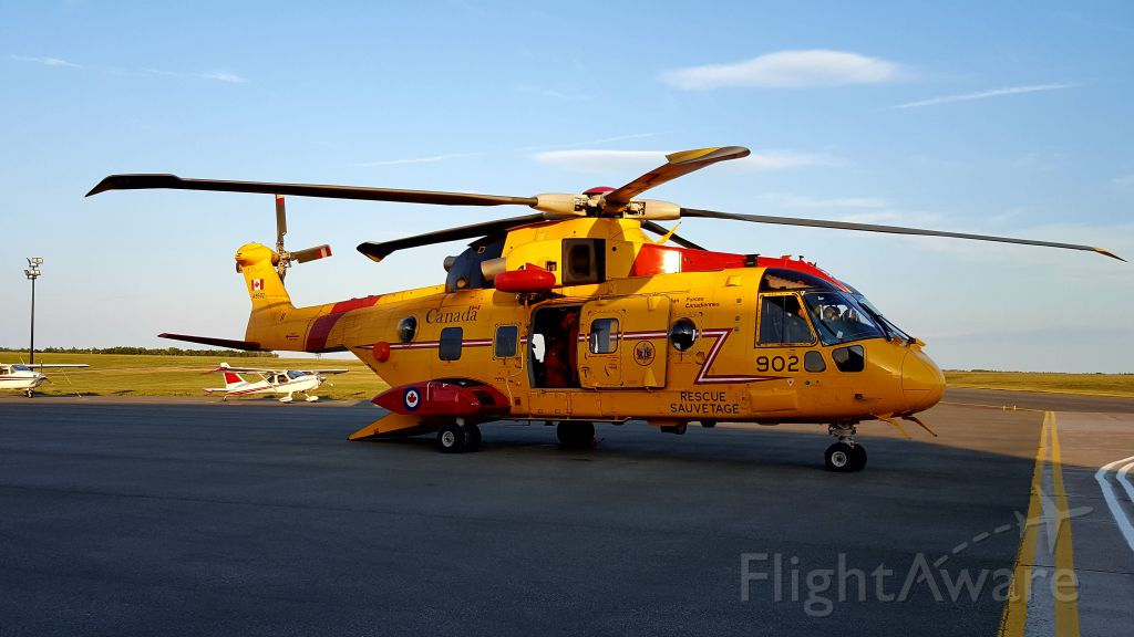 14-9902 — - CH-149 Cormorant Canadian Forces Search and Rescue 2016