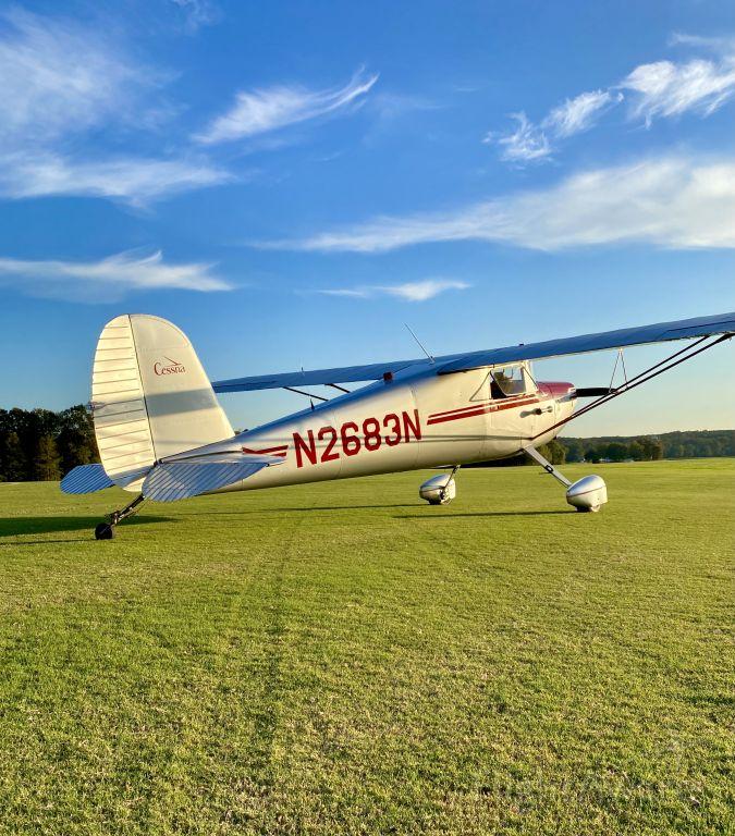 Cessna 120 (N2683N)