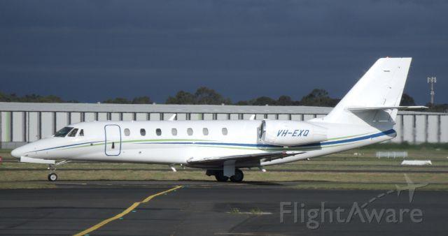 Cessna Citation Sovereign (VH-EXQ)