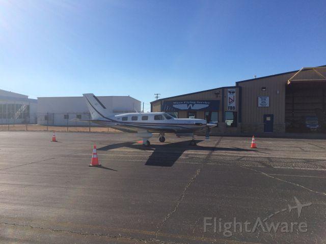 Piper Malibu Meridian (N59WF) - Waco Flying Service FBO
