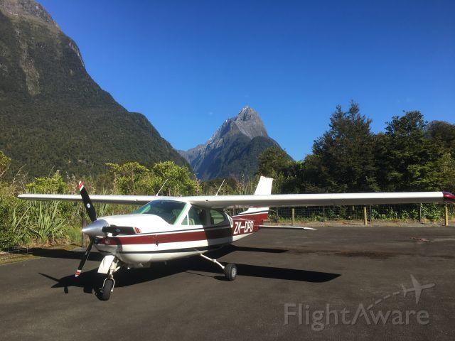 Cessna 177RG Cardinal RG (ZK-DPD) - The Cardinal at Milford
