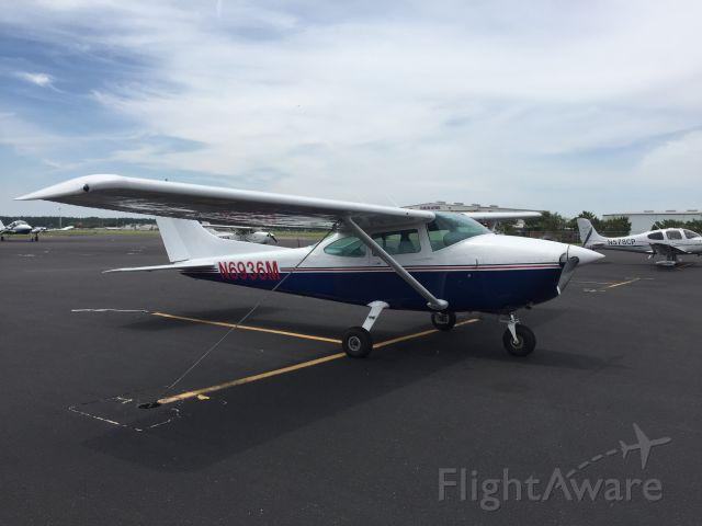 N6936M — - University Air Center Flight School