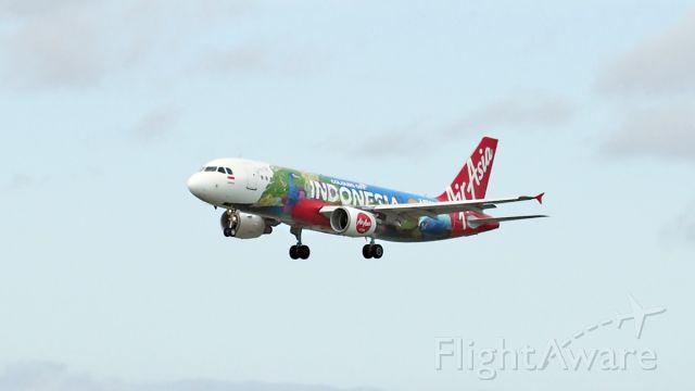 Airbus A320 (PK-AXD) - Airbus A320-216 AirAsia PK-AXD R03 YPPH 70718.