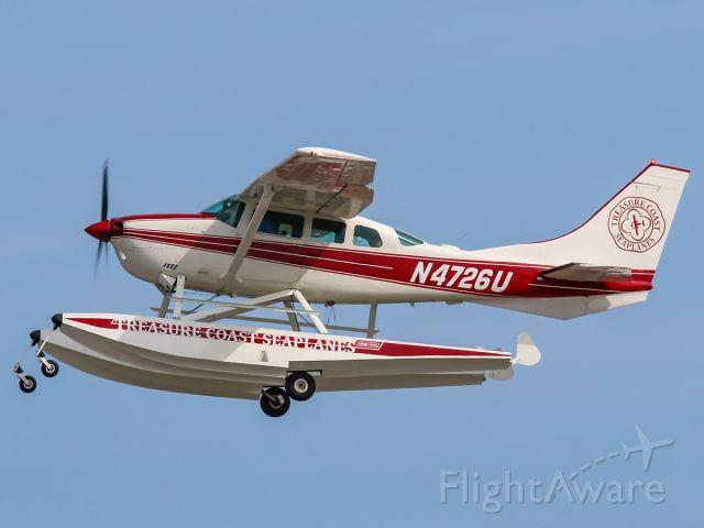 Cessna 206 Stationair (N4726U)