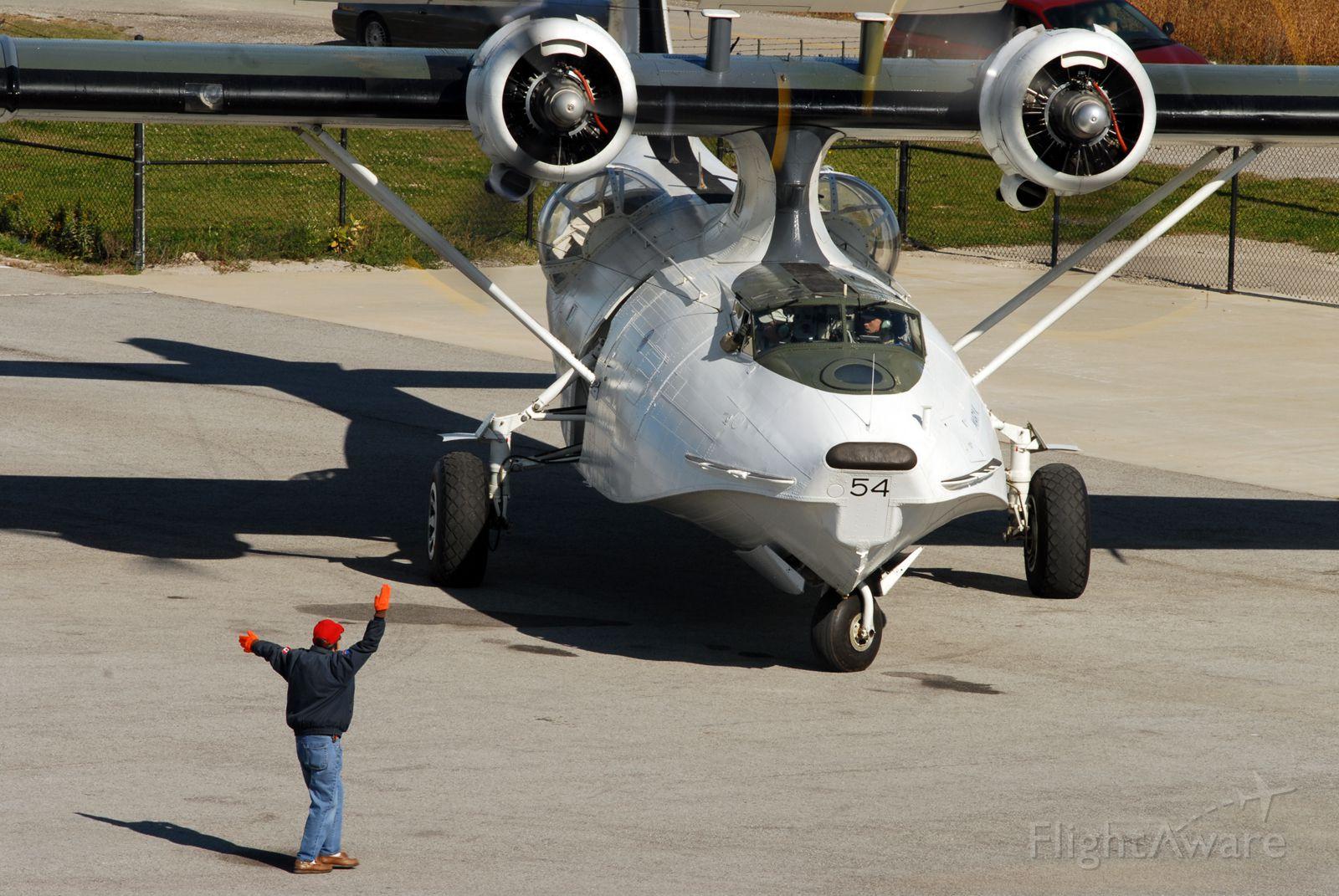 C-FPQL — - 2008, Canadian Warplane Museum, Catalina