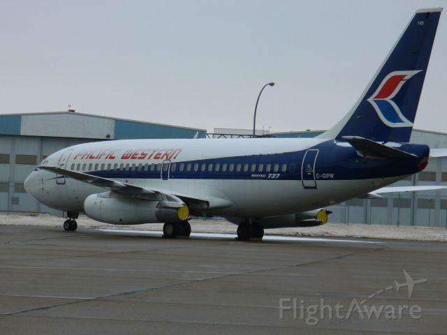 Quest Kodiak (N745) - PACIFIC WESTERN AIRLINES -EDMONTON CITY CENTRE AIRPORT