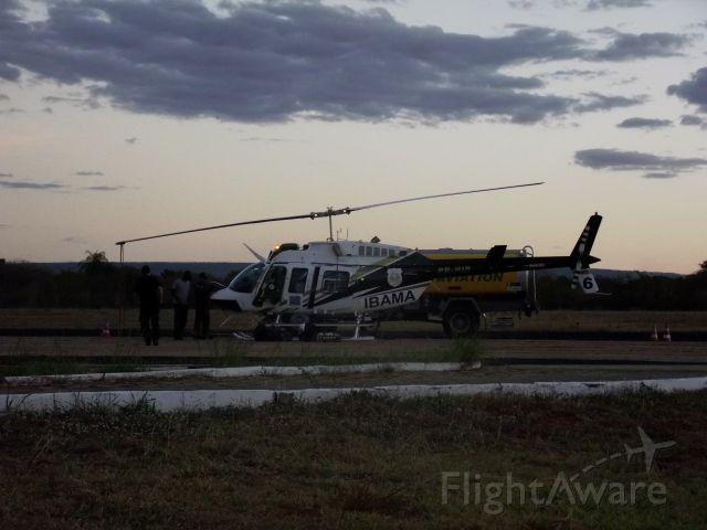 PR-HIB — - Bell 206L-4 Long Ranger IV (IBAMA - Instituto Brasileiro do Meio Ambiente)