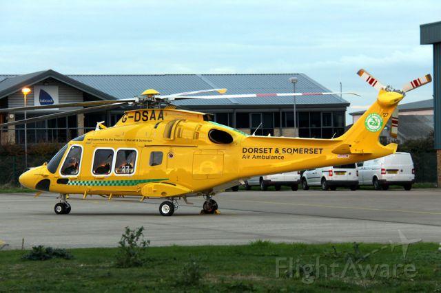 G-DSAA — - Agusta Westland AW169