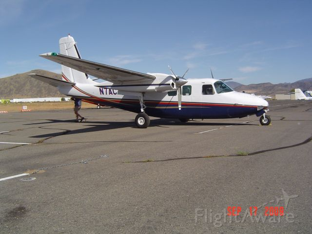 Aero Commander 500 (N7AC)