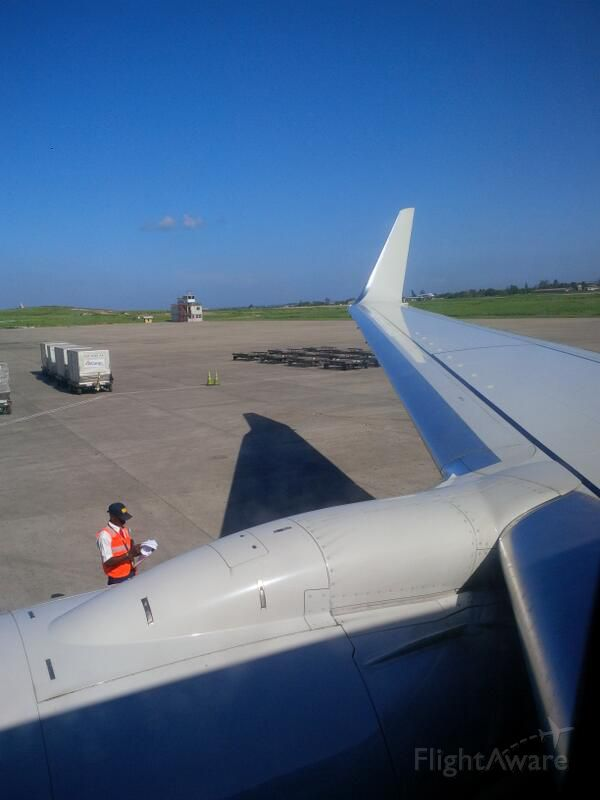 — — - Check out this Spirit Air flight landing as flight 1158 AA GETTING READY FOR Take off in PAP Haiti!