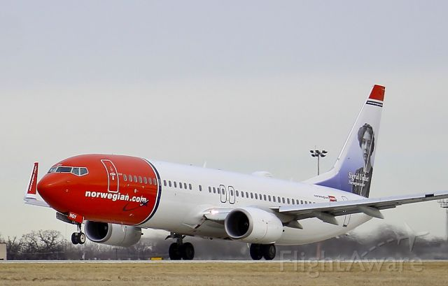 Boeing 737-800 (LN-NGY)