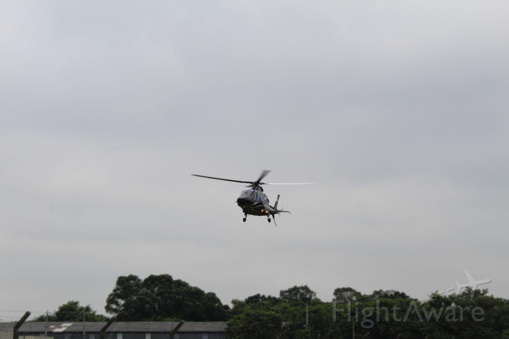 SABCA A-109 (PR-CSN)