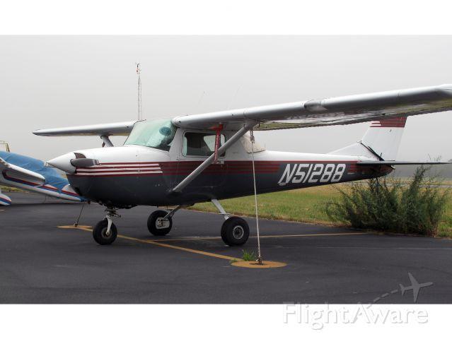 Cessna Commuter (N51288) - A 1968 model.
