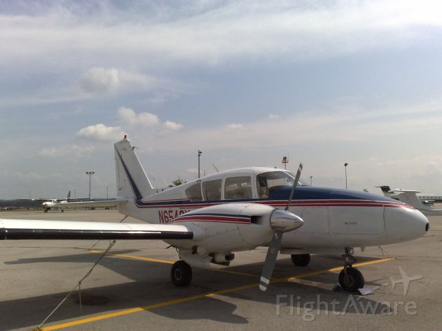 Piper Apache (N6540Y)