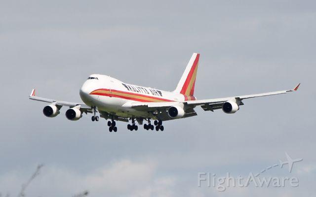 Boeing 747-400 (N706CK) - kalitta air b747-4b5f n706ck landing at shannon 9/5/19.