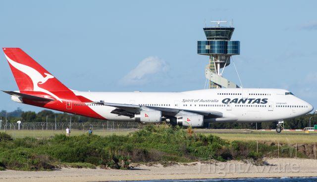 Boeing 747-400 (VH-OJS)