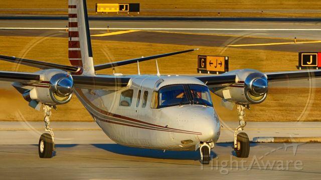 Rockwell Turbo Commander 690 (N840CF)