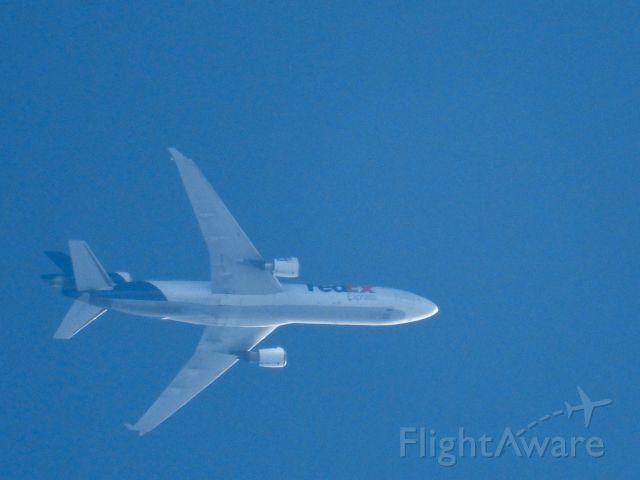 Boeing MD-11 (N604FE) - FDX382br /MEM-PDXbr /09/16/21