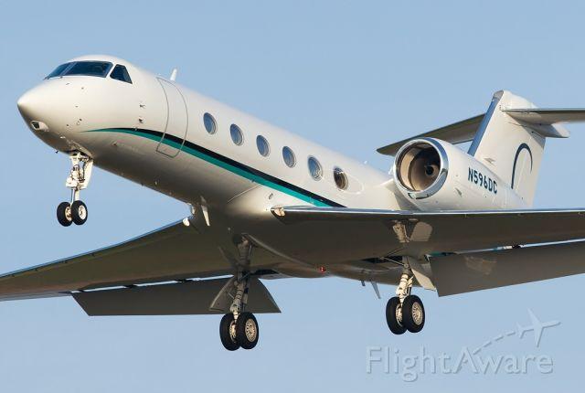 Gulfstream Aerospace Gulfstream IV (N596DC)