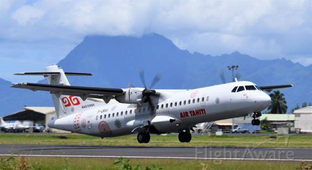 ATR ATR-72 (F-ORVI)