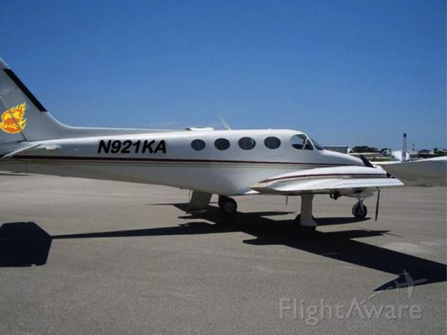 Cessna 340 (N921KA) - N921KA