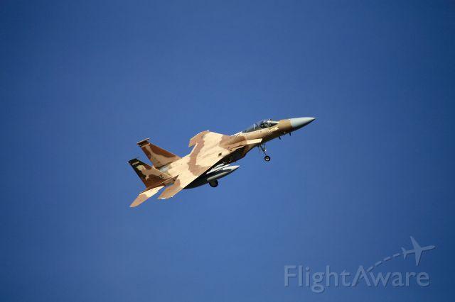 — — - Base.  Gear down.  Full stop.  Kingsley Field ex-Aggressor training F-15 pilots in Klamath Falls, OR.
