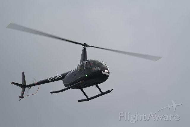 Robinson R-44 (C-FCAB)