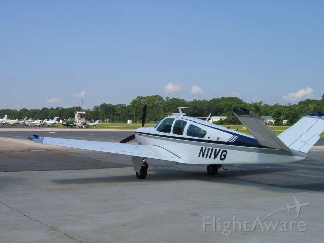 Beechcraft 35 Bonanza (N11VG)