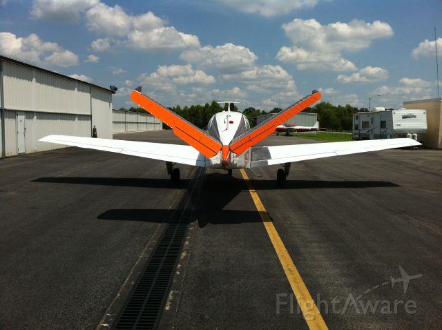 Beechcraft 35 Bonanza (N87K)