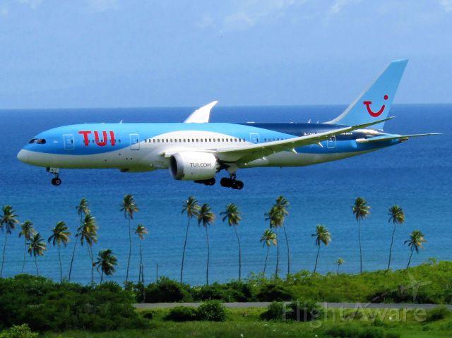 Boeing 787-8 (G-TUIG)