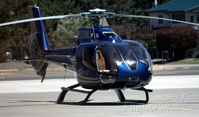 Eurocopter EC-130 (N130KJ) - EuroCopter 130  Parked  06-22-2015
