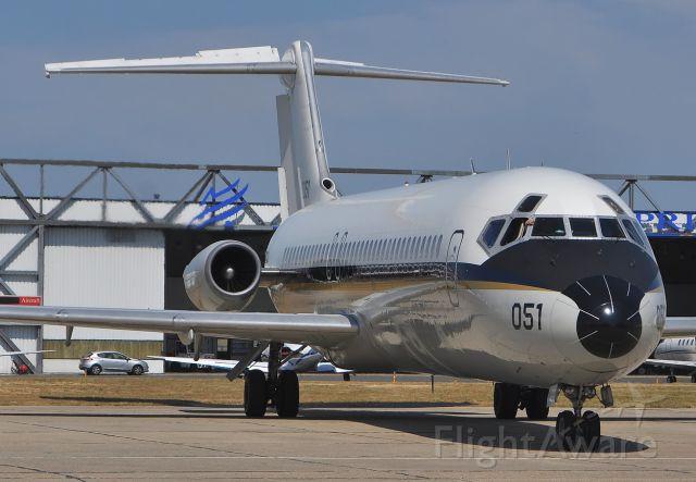 Douglas DC-9-10 (16-0051) - US NAVY