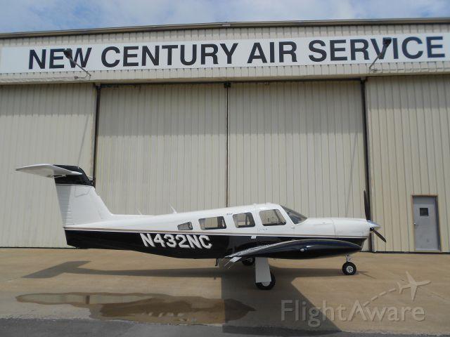 Piper Saratoga/Lance (N432NC)