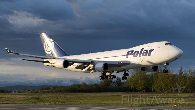 Boeing 747-400 (N450PA) - Taken 5-24-2018