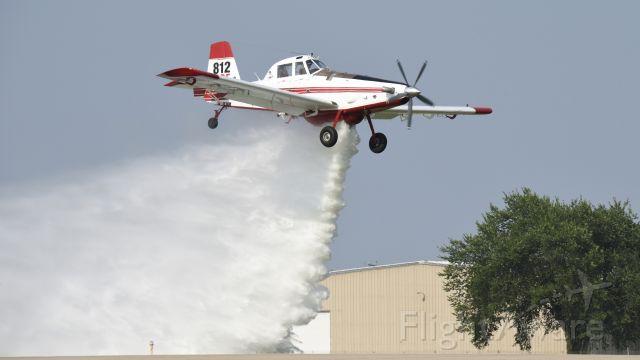 AIR TRACTOR Fire Boss (N474H) - Airventure 2019